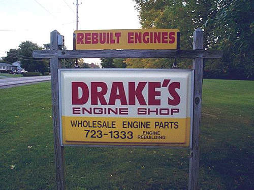 DRAKE ENGINES INC.